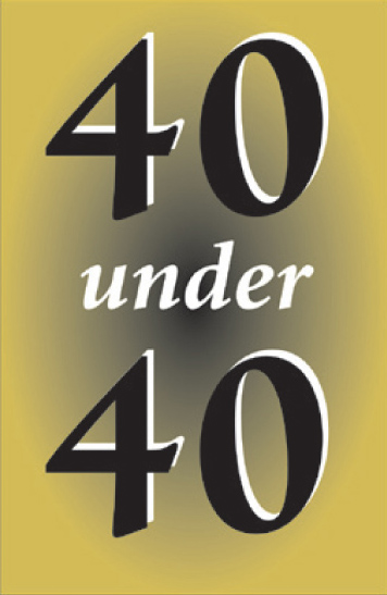40 under 40